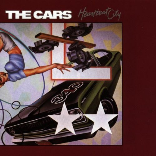 The Cars Magic cover art