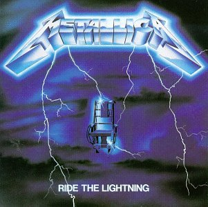Metallica For Whom The Bell Tolls cover art