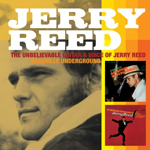 Jerry Reed The Claw cover art
