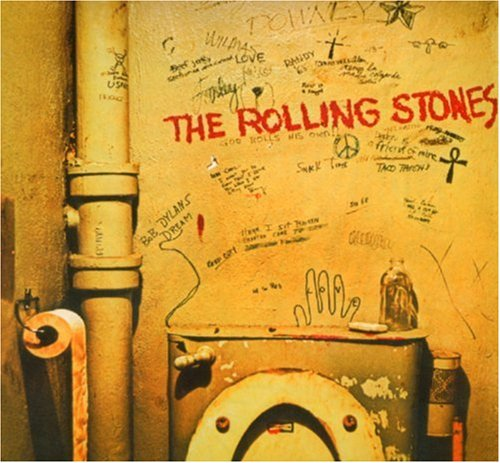 The Rolling Stones Sympathy For The Devil cover art