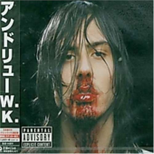 Andrew W.K. Party Hard cover art