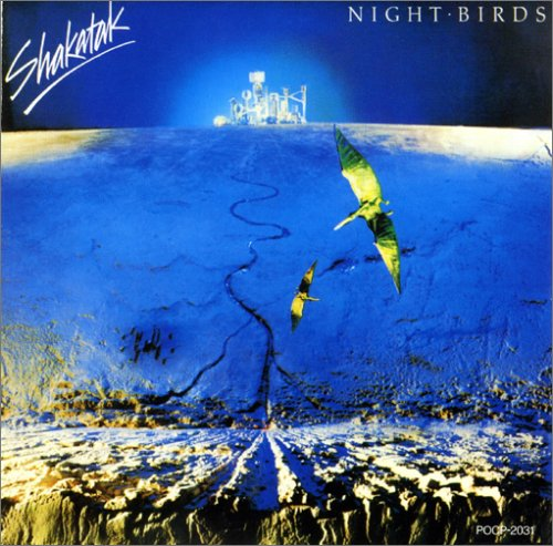 Shakatak Night Birds cover art
