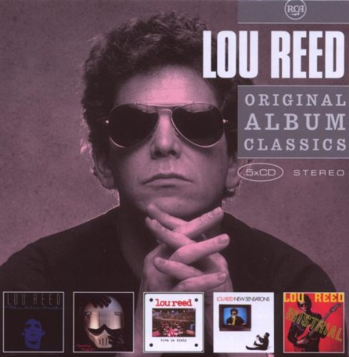 Lou Reed Sweet Jane cover art