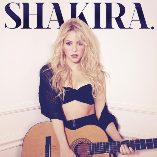 Shakira Spotlight cover art