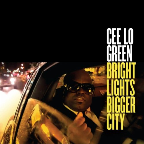 Cee Lo Green Bright Lights Bigger City cover art