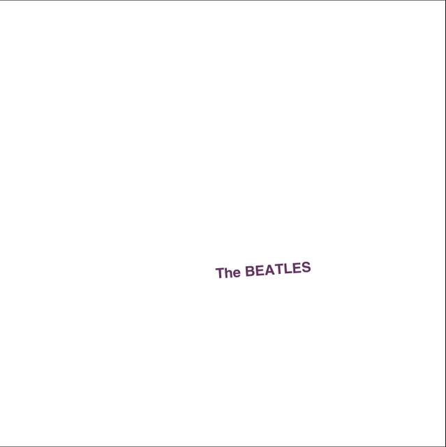 The Beatles Long Long Long cover art