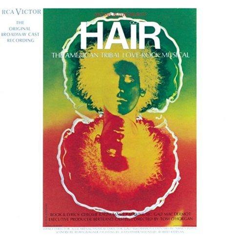 James Rado Hair cover art