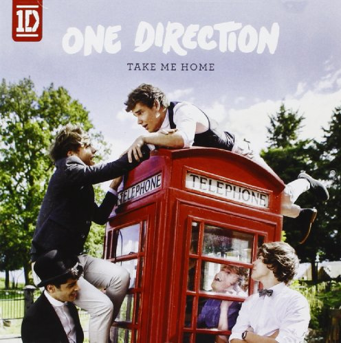 One Direction Little Things cover art