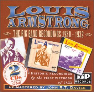 Louis Armstrong Struttin' With Some Barbecue cover art