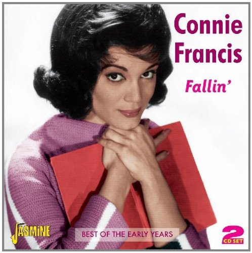 Connie Francis Who's Sorry Now cover art