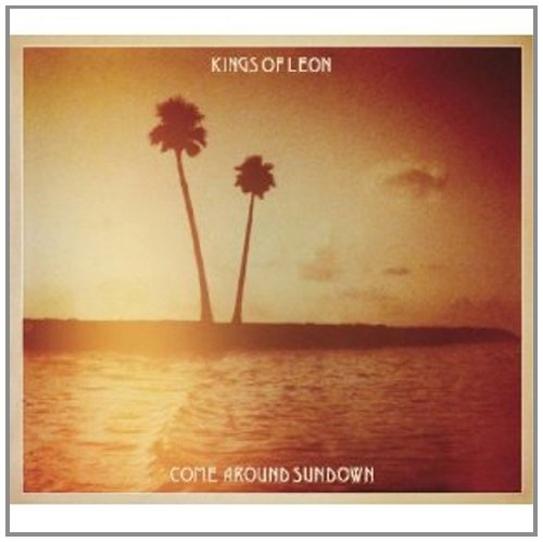 Kings Of Leon Back Down South cover art