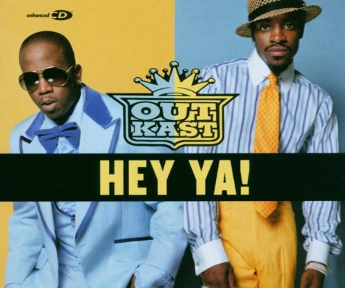 OutKast My Favorite Things (from The Sound Of Music) cover art