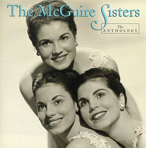 The McGuire Sisters Sugartime cover art