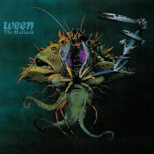 Ween Ocean Man cover art