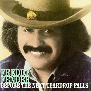Freddy Fender Wasted Days And Wasted Nights cover art