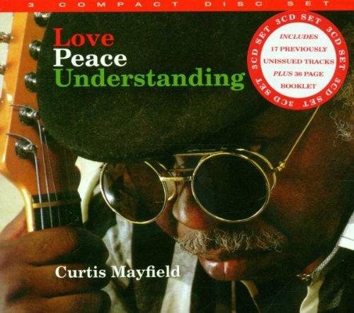 Curtis Mayfield Ghetto Child (Little Child Runnin' Wild) cover art