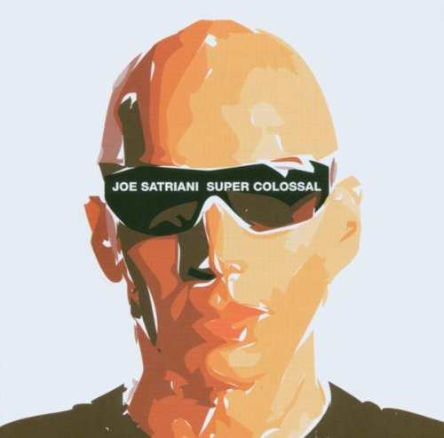 Joe Satriani Crowd Chant cover art