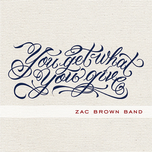 Zac Brown Band Make This Day cover art