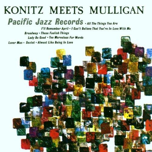 Lee Konitz I'll Remember April cover art