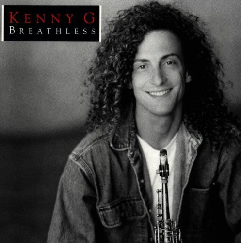 Kenny G The Wedding Song cover art