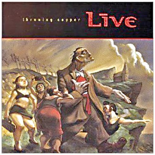 Live Lightning Crashes cover art