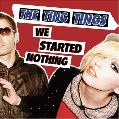 The Ting Tings That's Not My Name cover art