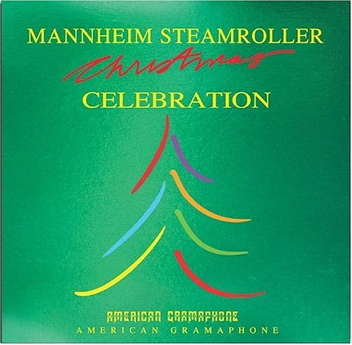 Mannheim Steamroller Celebration cover art