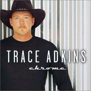 Trace Adkins I'm Tryin' cover art