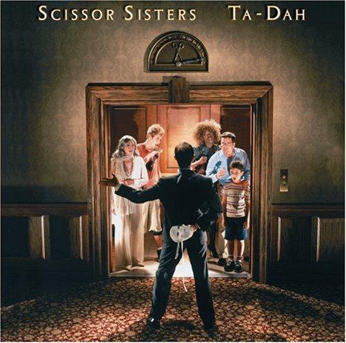 Scissor Sisters I Don't Feel Like Dancin' cover art