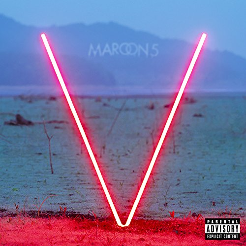 Maroon 5 My Heart Is Open cover art