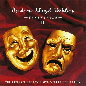 Andrew Lloyd Webber Angel Of Music cover art