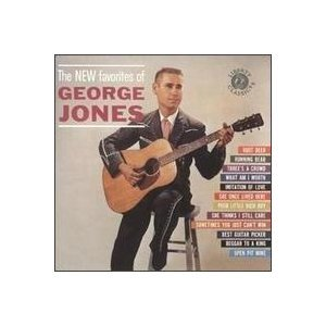 George Jones She Thinks I Still Care cover art
