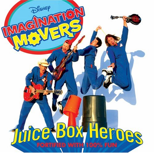 Imagination Movers First Day Of School cover art