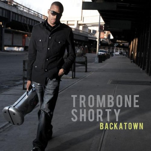 Trombone Shorty Suburbia cover art