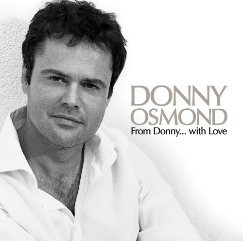 Donny Osmond Whenever You're In Trouble cover art