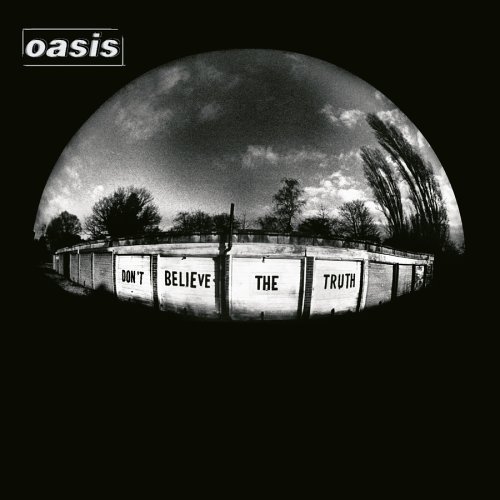 Oasis A Bell Will Ring cover art
