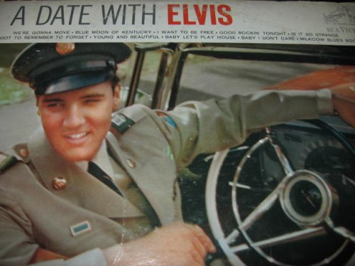 Elvis Presley I Forgot To Remember To Forget cover art