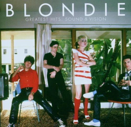 Blondie The Tide Is High cover art