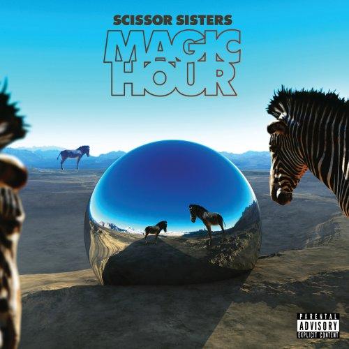 Scissor Sisters Baby Come Home cover art