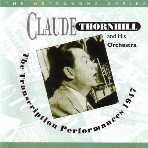 Claude Thornhill Snowfall cover art