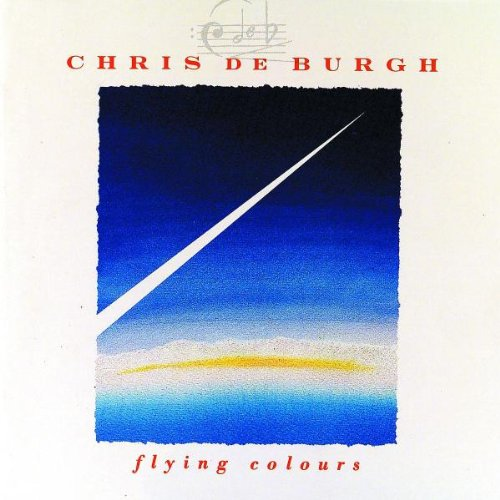 Chris de Burgh I'm Not Scared Anymore cover art