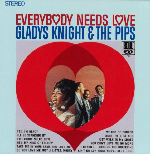 Gladys Knight & The Pips I Heard It Through The Grapevine cover art