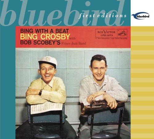 Bing Crosby Whispering cover art