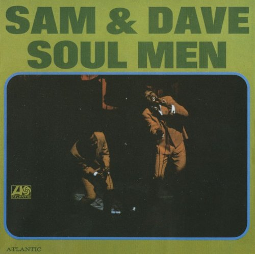 Sam & Dave Soul Man cover art