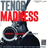 Sonny Rollins Tenor Madness cover art