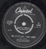The Beach Boys The Little Girl I Once Knew cover art