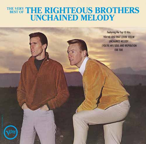 The Righteous Brothers Unchained Melody cover art