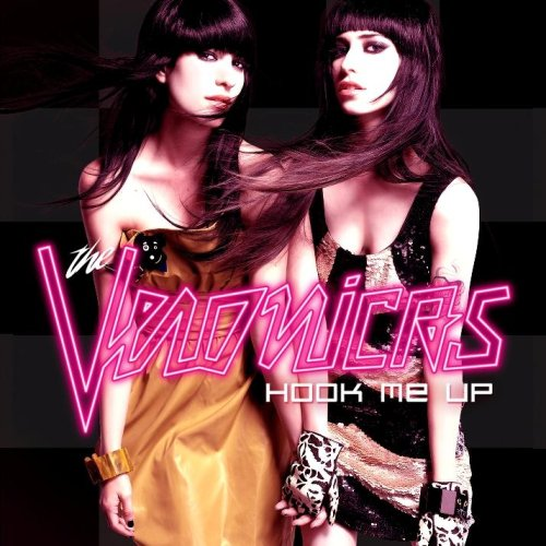 The Veronicas Untouched cover art