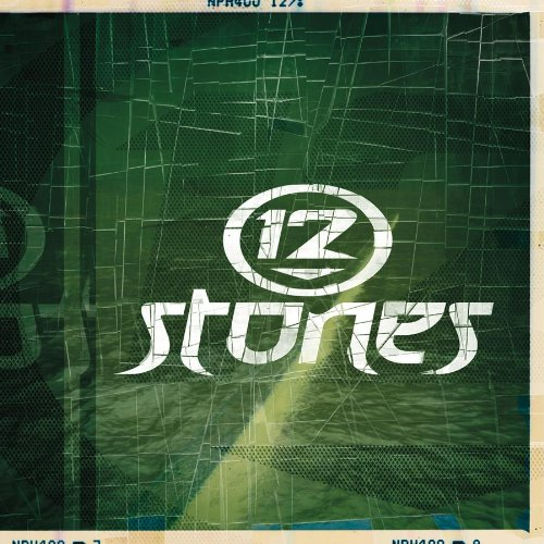 12 Stones Broken cover art