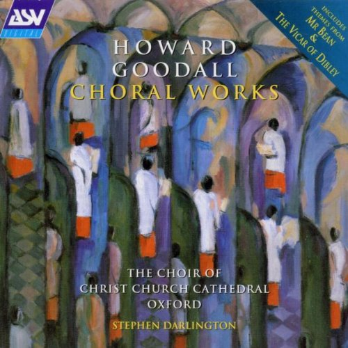 Howard Goodall Psalm 23 - The Lord Is My Shepherd (theme from The Vicar Of Dibley) cover art